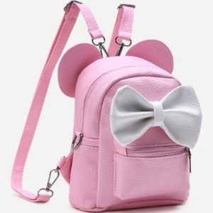 Handbags - OFFERS ACCEPTED!!  Minnie Mouse , mini backpack